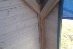 poteau poutre rail